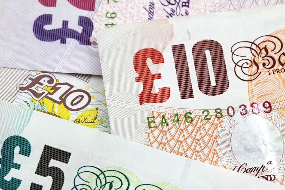 Pound Sterling Euro