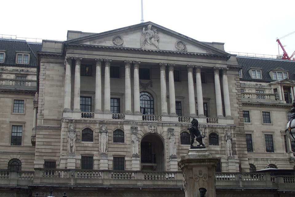 UK rate cut Brexit Bank of England BoE Higher interest rates