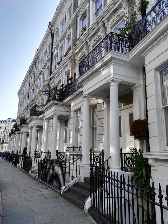 London homes property market