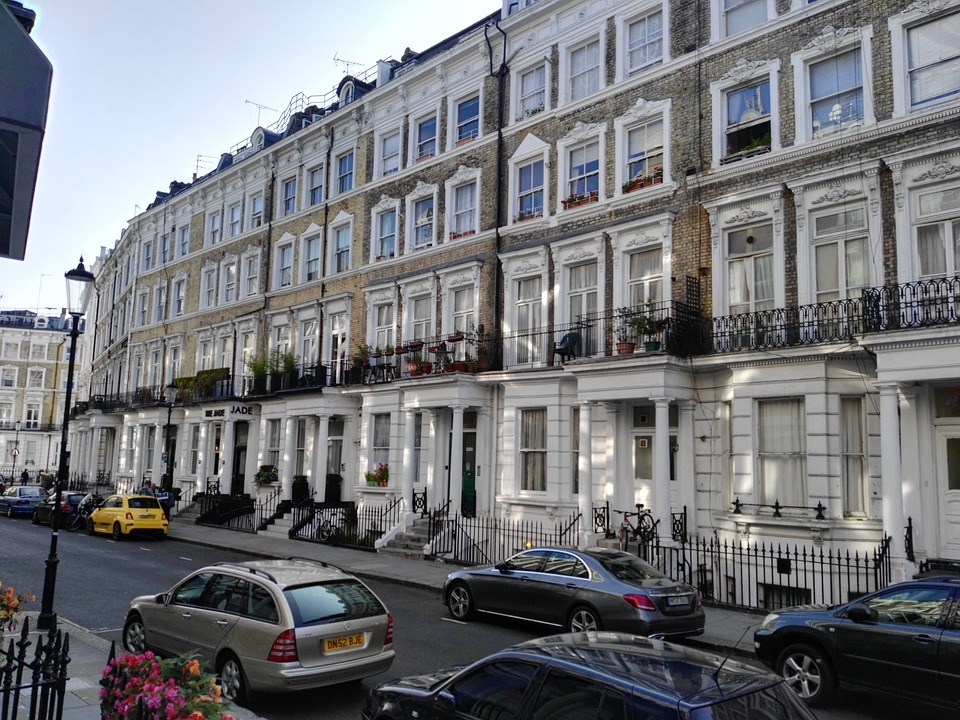London house price boost