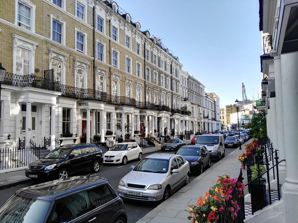 Stamp duty London house prices London property market